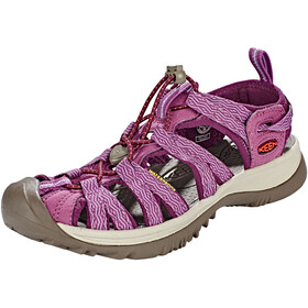 Keen Whisper Sandals Women Grape Kiss/Grape Wine
